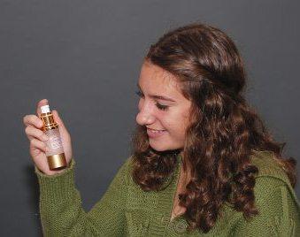 Religious oils for the body