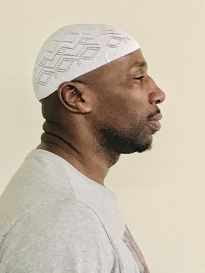 Kufi tradicional musulmán