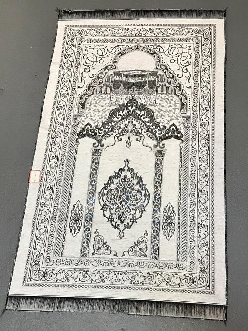 Alfombra de oración musulmana